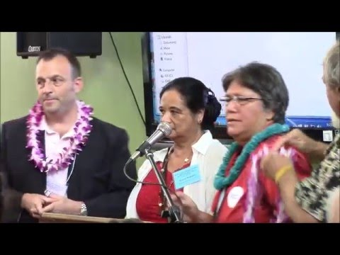 Hawaii County Democratic Party 2016 Convention [Full Version]