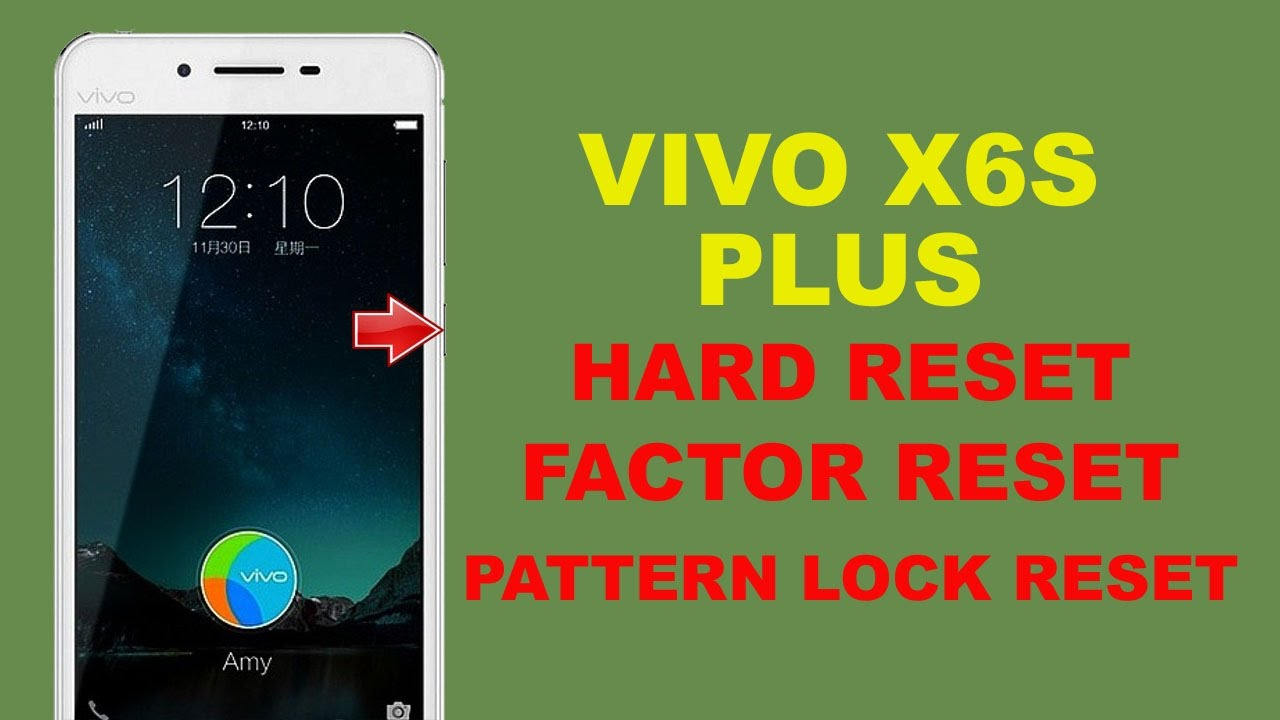 Vivo X6S Plus Factory Reset Videos - Waoweo