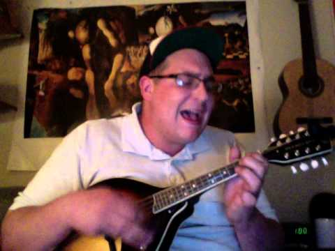 Atlantic City- By Bruce Springsteen (Mandolin Cover) - YouTube