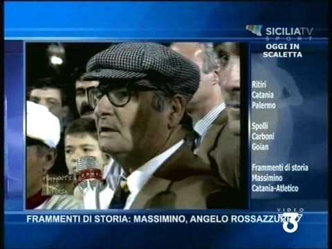 """Video Storici:"""" MASSIMINO, ANGELO ROSSOAZZURRO"""" - ..."""