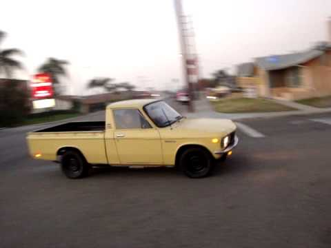 Chevy Luv With 350 Engine Youtube