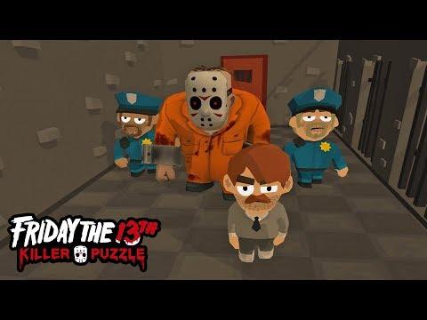 Friday the 13th Killer Puzzle - จะฆ่าให้หมดคุก! EP.2
