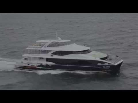 Cat Cocos Isle of Mahe by Wildcat Marine and Aluminium Boats Australia