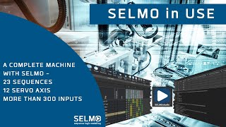 SELMO in Use - Project from Modelling to Monitoring