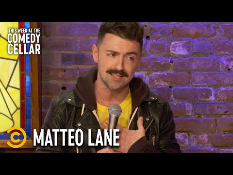 Getting Called Out for Wearing Fake Glasses - Matteo Lane - This Week at the Comedy Cellar