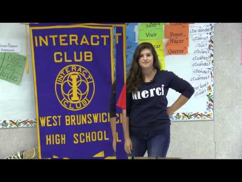 West Brunswick High School INTERACT - Leadership