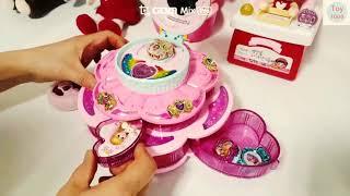 시크릿쥬쥬 화장품 장난감 놀이