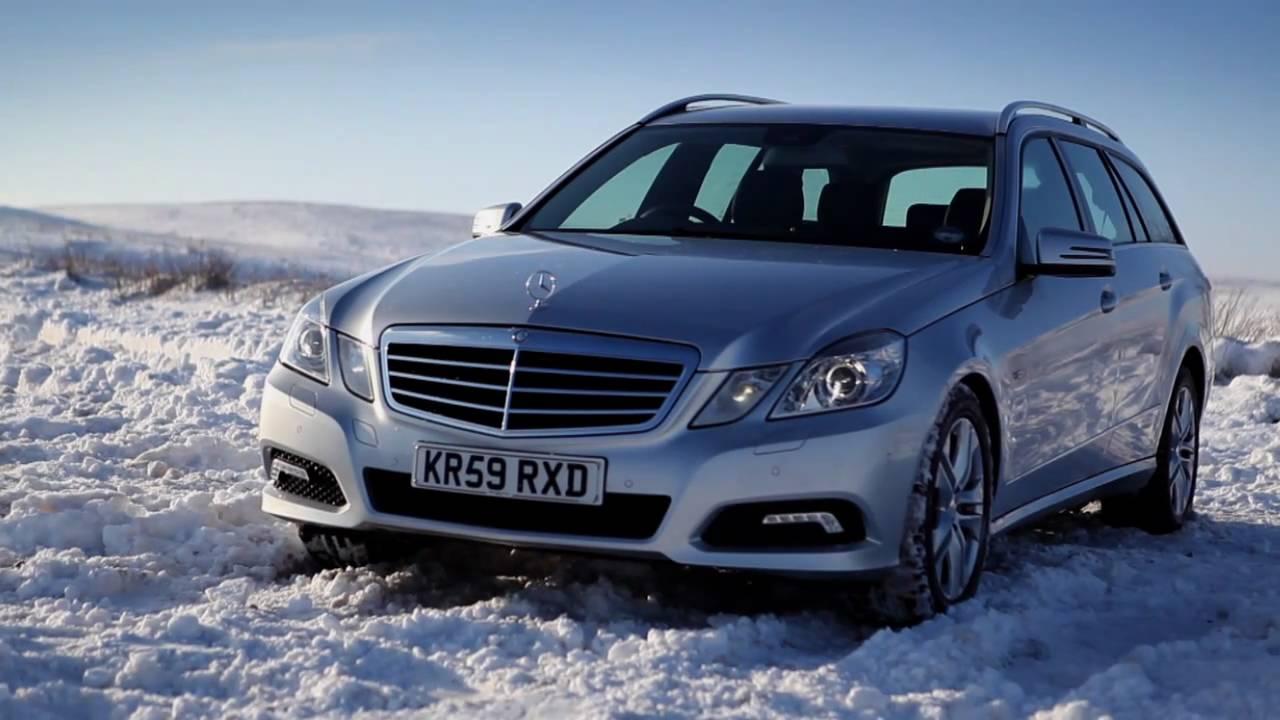 All Types mercedes e class estate 2010 : Mercedes-Benz E-Class Estate Promo - YouTube