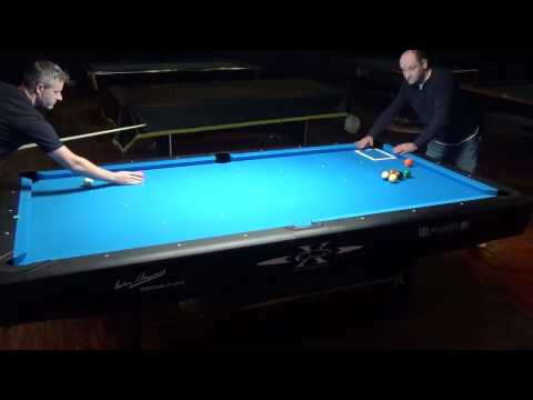 Mark Gray - Billiard University Playing Ability Exam I - 79