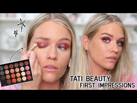 FIRST IMPRESSIONS - TATI BEAUTY | Samantha Ravndahl thumbnail