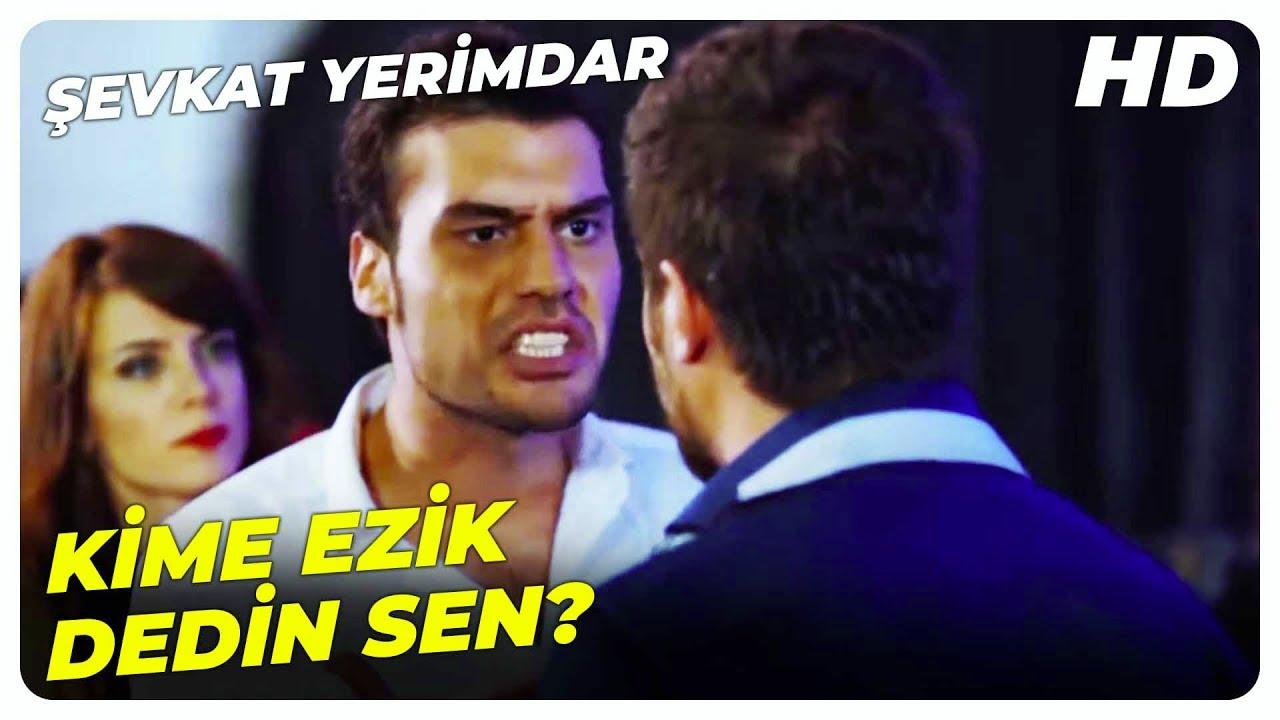 Sevkat Yerimdar Sevkat Kutay A Kafa Goz Daliyor Turk Filmi Youtube