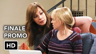 "Mom 4x22 Promo ""Lockjaw and A Liquid Diet"" (HD) Season Finale"