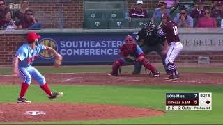 Baseball: Highlights   Ole Miss 7, A&M 6
