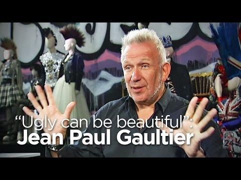 Jean Paul Gaultier speaks to Virginia Trioli
