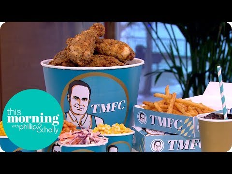 Phil Vickerys Southern Fried Chicken | This Morning