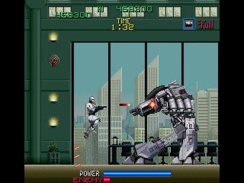 Arcade Longplay [296] RoboCop
