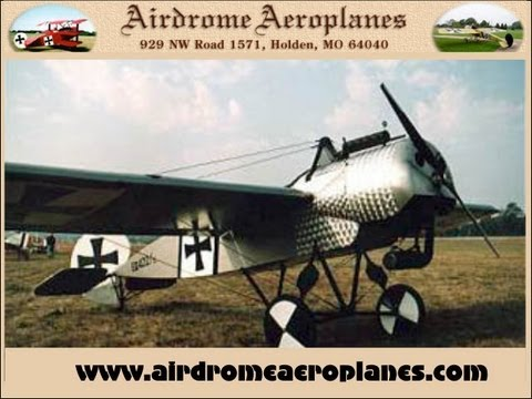 Fokker DIII ultralight, 12 Ultralight Aircraft that give you the biggest bang for your buck!