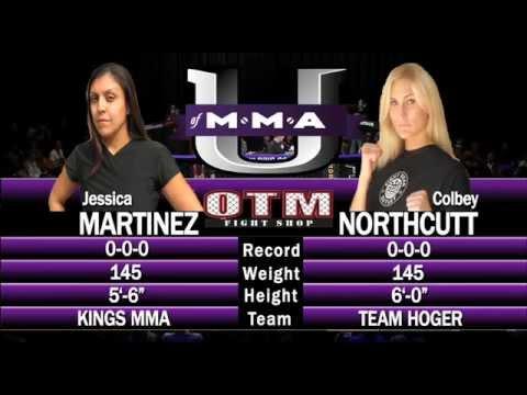 Jessica Martinez X Colbey Northcutt Second To None 1021