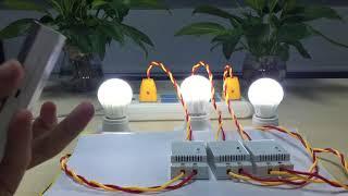 Скачать Saful Wireless Smart Control Switch 1 Gang 1 Way