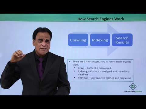 SEO - How Search Engines Work