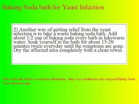 Candida Cure Naturali Yeast Infection Remedies Baking Soda Hongo Candida Sp