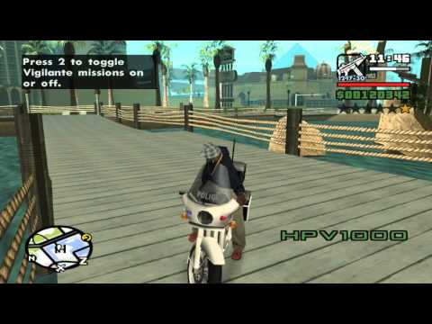 106. Let's Play GTA San Andreas