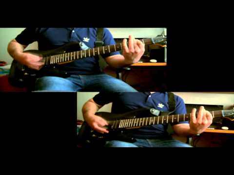 Aftermath by STRAPPING YOUNG LAD (Guitar Cover) mp3