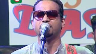 ghunpoka rhythm of band in boishakhi tv