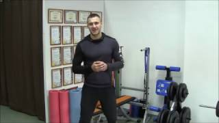 Курс по похудению (снижению веса за счет жира) от элит – тренера!