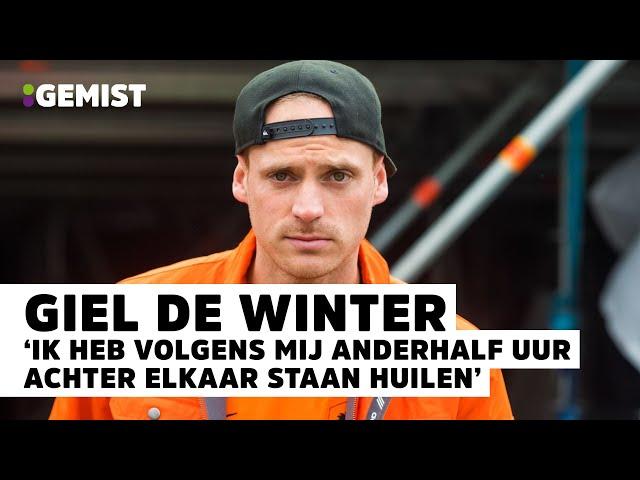 Giel de Winter is VADER GEWORDEN!   538 Gemist
