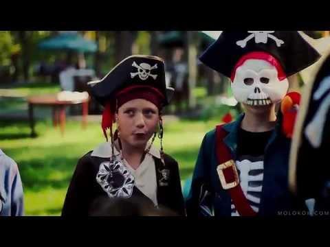 детский день рождения, пиратская вечеринка, видеосъемка, видеооператор, детский праздник, Мира 7 лет