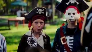 детский день рождения, пиратская вечеринка, видеосъемка, видеооператор, детский праздник, Мира 7 лет(, 2014-12-01T18:22:02.000Z)