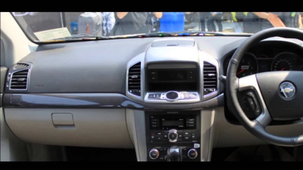 review chevrolet captiva awd indonesia 2015 youtube. Black Bedroom Furniture Sets. Home Design Ideas