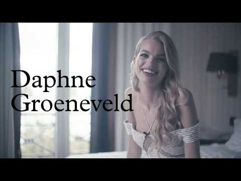 "Daphne Groeneveld: ""I've always looked up to Naomi"" - L'OFFICIEL"