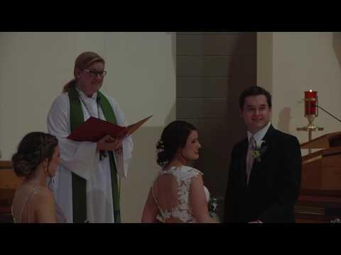 Tanner & Kelsey Abens Wedding Ceremony (06.24.2017)