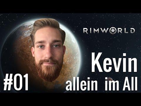 RimWorld - Kevin allein im All #01 - Rich Explorer - Alpha 15 Modded [German/Deutsch]