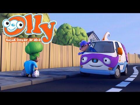 Olly - Çamaşırcı Adam ve Tekerlekli Fırtına - Bölüm 35