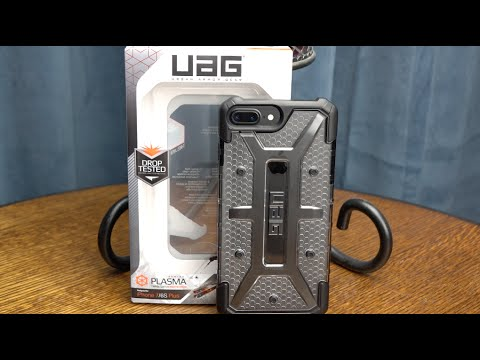 finest selection c6457 96007 UAG Plasma iPhone 7 Plus Case