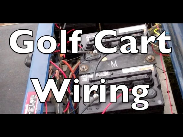 Golf Cart Electrical Youtube