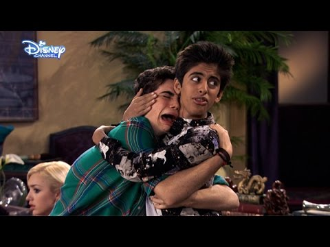Jessie | Four Broke Kids 😂 | Disney Channel UK