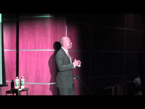 "TEDxOKC - Dr. Chris Howard -- ""Five Be"