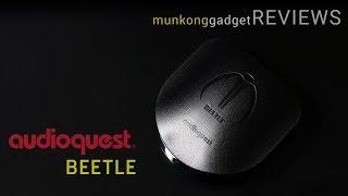 รีวิว : DAC Audioquest Beetle