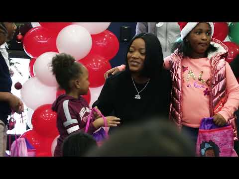 KeKe Palmer at Barack Obama Elementary | Saving Our Daughters