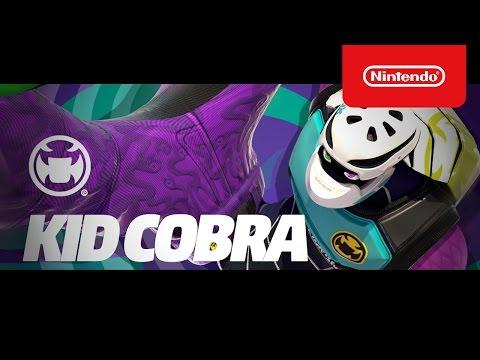 ARMS(アームズ):キッドコブラ参戦トレーラー