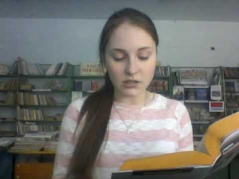 Изображение предпросмотра прочтения – ВикторияСергодеева читает отрывок изпроизведения «Обломов» И.А.Гончарова