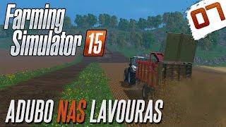 Farming Simulator 15 - Adubo Nas Lavouras!