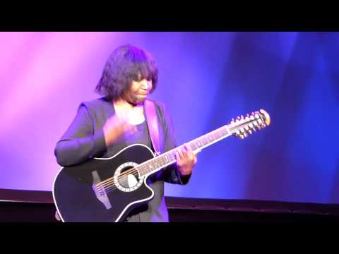 Love and Affection - Joan Armatrading - Weston-super-Mare 2014