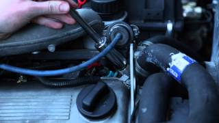 BMW E36 Thermostat Removal And Coolant Flush