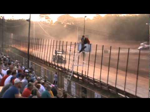 Heat 1, Champion Park Speedway, Minden La, 7-23-11