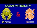 Cancer & Pisces Sexual & Intimacy Compatibility